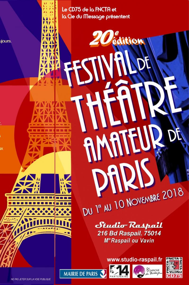 Affiche fest paris 2018 leger 1