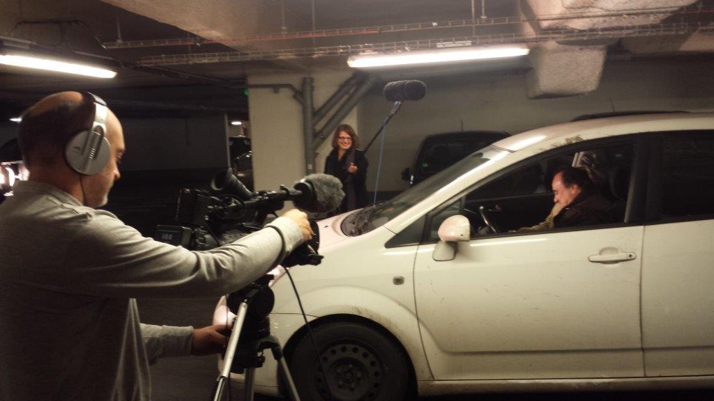 Entreprendre tournage 1