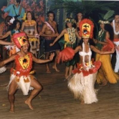 Tournée en Polynesie